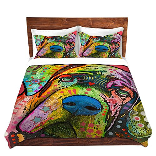 cute dog print bedding for sale